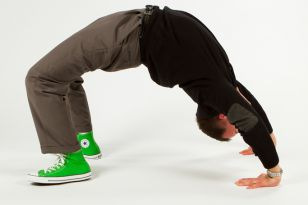 English Idiom: Bend Over Backwards