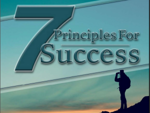 7 principles for success